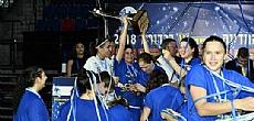 """מכבי ארזים ר""""ג היא מחזיקת גביע המדינה לנשים"""