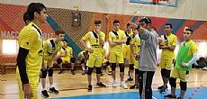 אליפות בתי הספר העל יסודיים בכדורעף כיתות ט' תלמידים