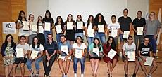 סיום קורס ננוטכנולוגיה לתלמידי תיכונים בר''ג באוניברסיטת בר-אילן
