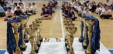 יום מיומנויות כדורסל לתלמידים ותלמידות כיתות ד'