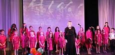 """אירוע לציון 10 שנים להיווסדה של """"מקהלת הקשת המזמרת"""""""