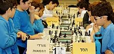 """אליפות השחמט לבתי הספר היסודיים תשע""""ז"""