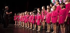 Детский хор «Поющая радуга»