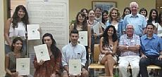 עמותת בית האזרח העניקה מלגות לסטודנטים משנקר ומתל –אביב